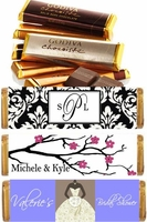 Personalized GODIVA Bars