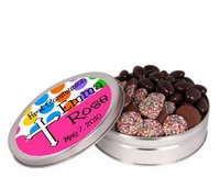 Personalized First Communion Candy Tins