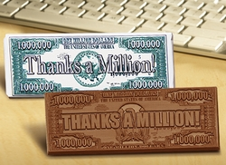 Thanks a Million Candy Bars (case of 50)