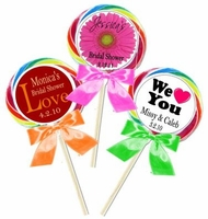 Wedding and Bridal Shower Lollipops
