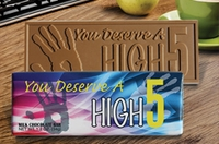 You Deserve a High 5 Milk Chocolate Bars (case of 50)