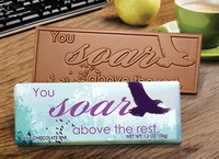 You Soar Above the Rest Milk Chocolate Bars (case of 50)