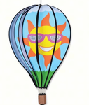 Happy Sun Hot Air Balloon Spinner