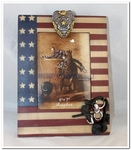 Police Officer Photo Frame