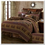 Wild Running Horses Bedding Collection