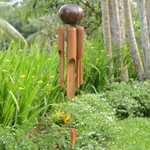 Bamboo Chime Full Coconut
