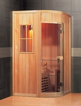 Traditional Sauna 1-2 Person