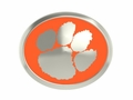 Clemson Tigers Enameled Bead