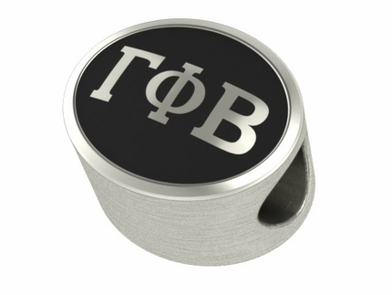 Gamma Phi Beta Sorority Bead