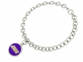 James Madison Dukes Silver Bracelet