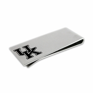 Stainless Steel Plain Style Money Clips