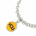 Virginia Commonwealth Rams Bracelet