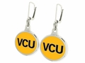 Virginia Commonwealth VCU Rams Earrings