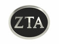 Zeta Tau Alpha Sorority Bead Charm