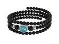 Zeta Tau Alpha Sorority Wire Bracelet