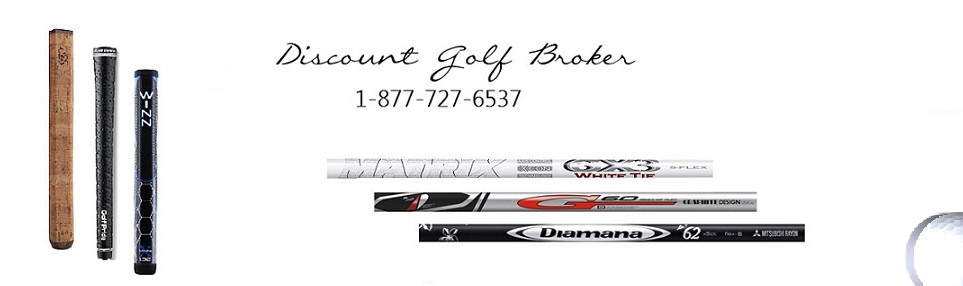 Discount Golf Broker 1-877-7-Broker