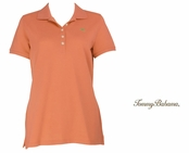 Burnt Coral New Paradise Polo by Tommy Bahama