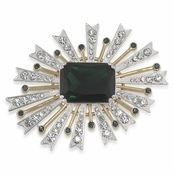 CAROLEE Sunburst Spectacular Pin