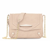Danielle Nicole Nude Peyton Shoulder Bag