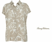 Jungle Plumeria Shirt by Tommy Bahama