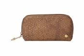 Laguna Brown Collection Mini Pouch by Stephanie Johnson