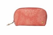 Laguna Coral Collection Mini Pouch by Stephanie Johnson