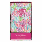 Lilly Pulitzer iPad Mini Case with Smart Cover - Lets Cha Cha