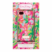 Lilly Pulitzer iPhone 4/4S Case - Lulu