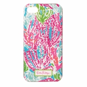 Lilly Pulitzer iPhone 5 Case - Lets Cha Cha