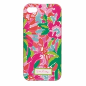 Lilly Pulitzer iPhone 5 Case - Lulu