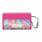 Lilly Pulitzer iPhone 5 Mobile Charger - Lets Cha Cha