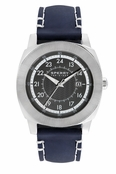 Sperry Top-Sider Men's Drifter Navy Silicone Band Watch
