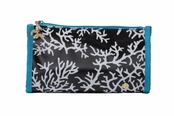 Tatum Collection Small Zip Cosmetic Bag by Stephanie Johnson