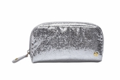 Tinseltown Silver Collection Mini Pouch by Stephanie Johnson