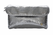 Tinseltown Silver Essentials Collection Katie Folding Cosmetic Case by Stephanie Johnson