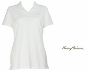 White New Paradise Polo by Tommy Bahama