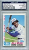 Andre Dawson PSA/DNA Certified Authentic Autograph - 1982 Topps