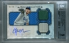 Clayton Kershaw BGS Certified Authentic Autograph - 2014 Topps Museum Collection