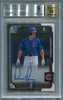 Donnie Dewees Rookie BGS Certified Authentic Autograph - 2015 Bowman Chrome Draft