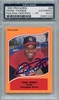 Frank Thomas PSA/DNA Certified Authentic Autograph - 1990 ProCards