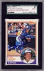 Gary Carter SGC Certified Authentic Autograph - 1983 Topps