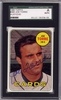 Joe Torre SGC Certified Authentic Autograph - 1969 Topps
