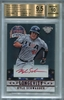 Kyle Schwarber BGS Certified Authentic Autograph - 2015 Panini USA Baseball - Ruby