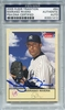 Mariano Rivera PSA/DNA Certified Authentic Autograph - 2005 Fleer Tradition
