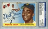 Monte Irvin PSA/DNA Certified Authentic Autograph - 1955 Topps