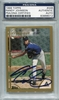 Randy Johnson PSA/DNA Certified Authentic Autograph - 1999 Topps