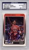 Scottie Pippen Rookie PSA/DNA Certified Authentic Autograph - 1988 Fleer
