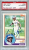 """Tim """"Rock"""" Raines PSA/DNA Certified Authentic Autograph - 1983 Topps"""