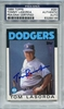 Tommy Lasorda PSA/DNA Certified Authentic Autograph - 1986 Topps