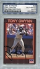 Tony Gwynn PSA/DNA Certified Authentic Autograph - 1990 Starline